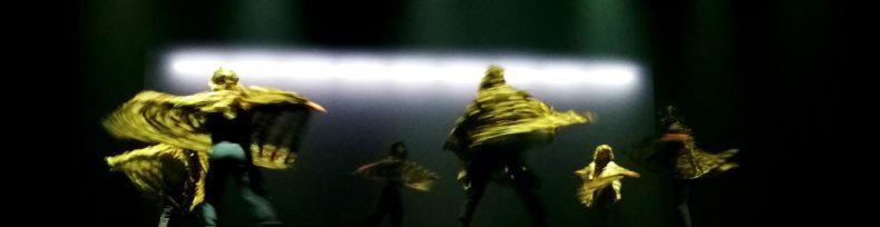 In Extenso, Danses en Nouvelles : Danse de 6